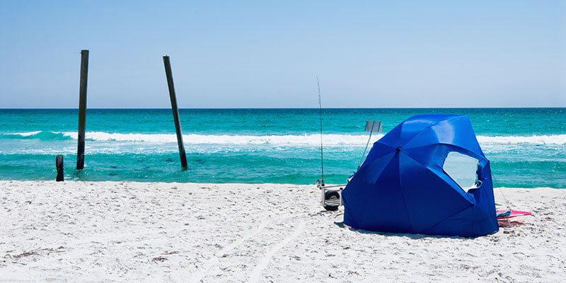 what is the best beach tent for your sun canopy needs