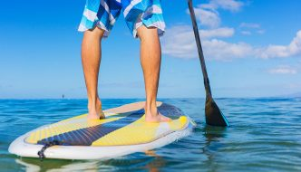 Stand Up Paddle Board Indoor Storage Guide
