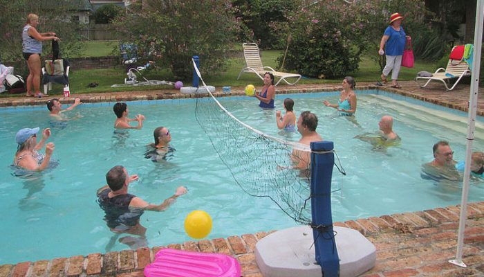 Fun Pool Party Games for Adults (and Teens!)