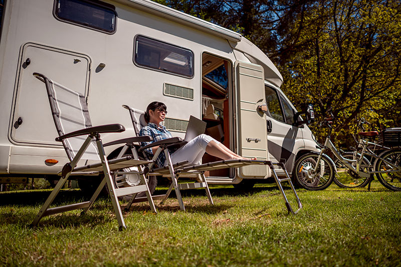 How To Get Internet In Your RV