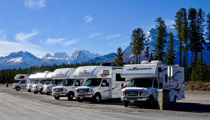 Tips for Storing an RV Outside in the Winter